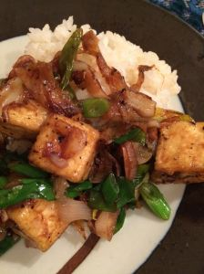 "Ottolenghi goes Asian with ""intensely flavored"" black pepper tofu"