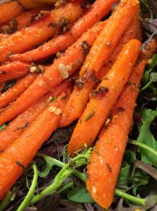 I will use the cumin-spiked dressing for more than roasted carrot salad